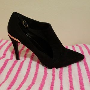 NEW LOOK cutout booties